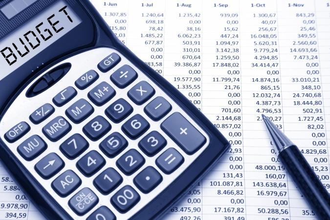 Budget Calculator Paper